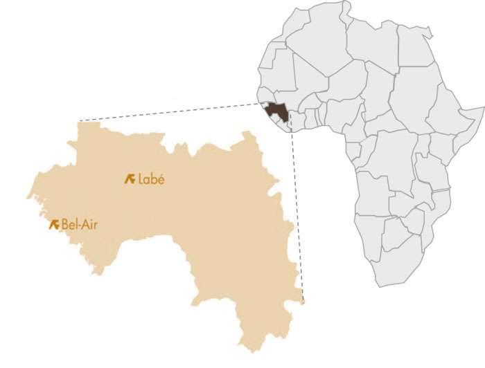 Guinea – Alufer Mining Limited